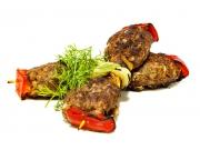 Бомбетта из телятины и свинины с овощами