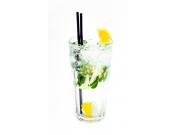 Освежающая вода с мятой и лимоном