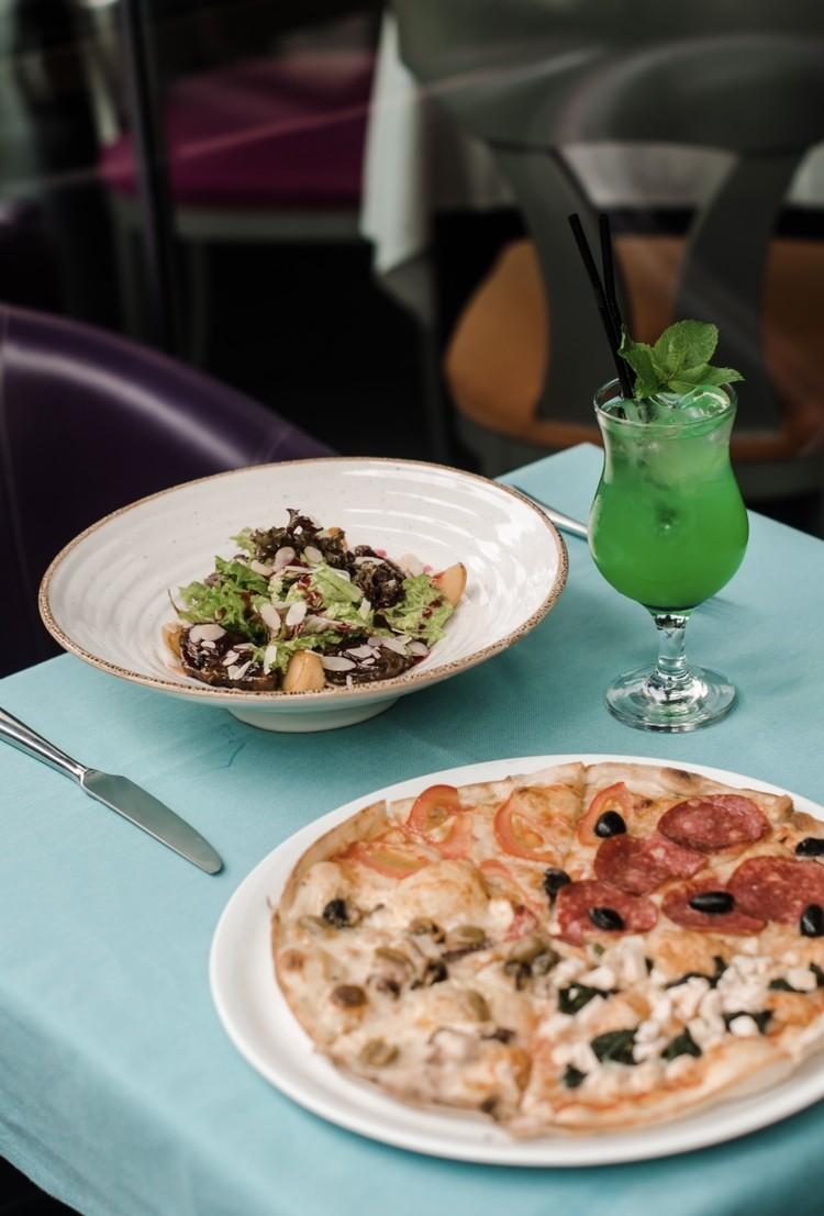 """Найсмачніші страви італійської кухні у ресторані """"Papa Roma"""""""