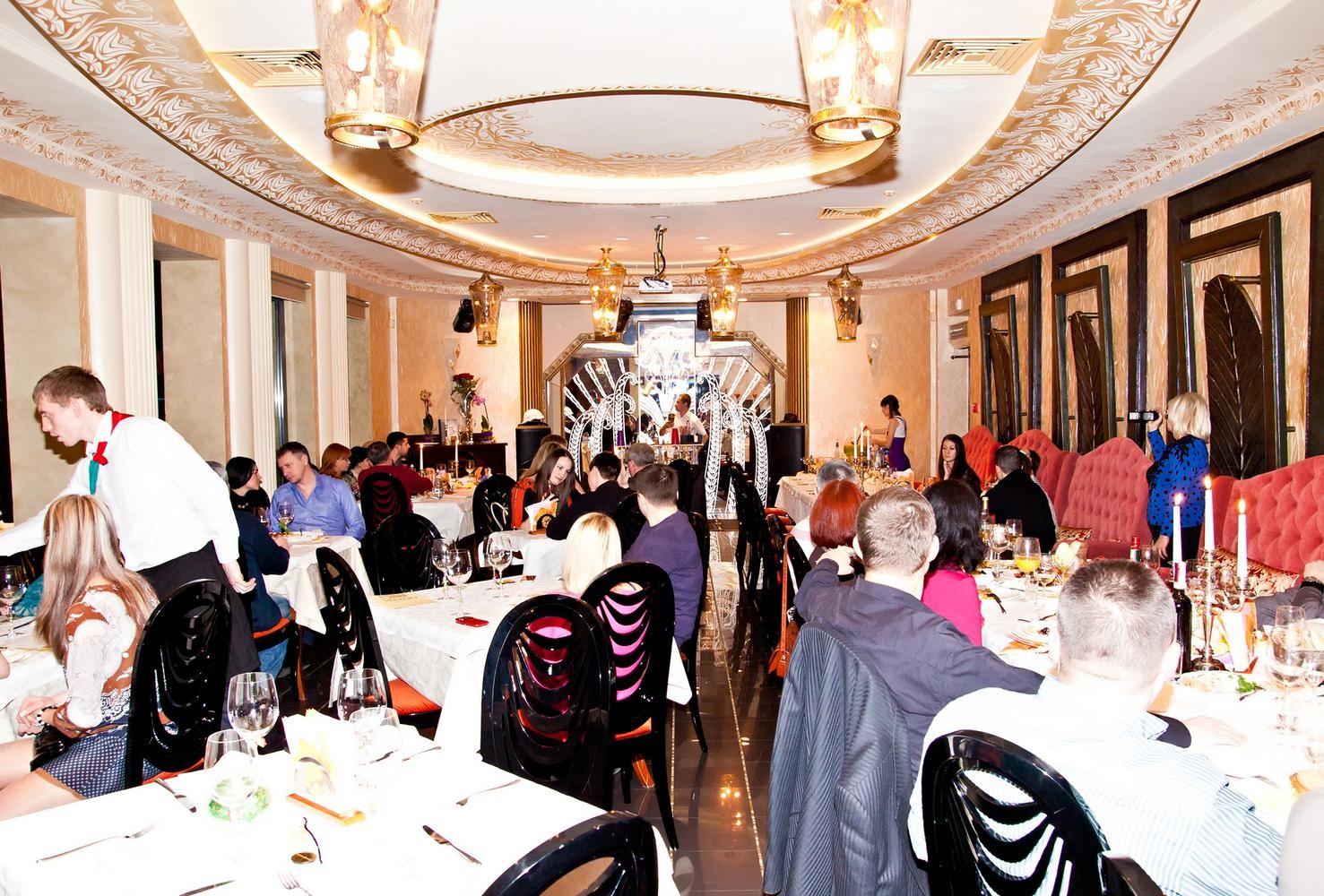 Новогодний корпоратив с лучшим рестораном в городе!