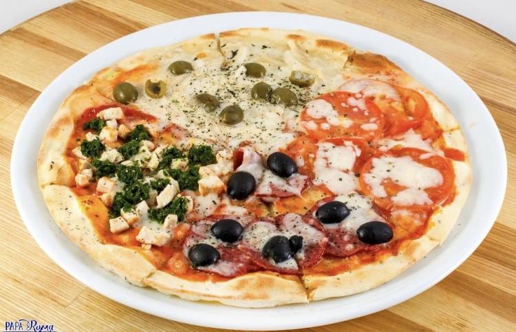 Ароматна піца неодмінно підніме вам настрій!