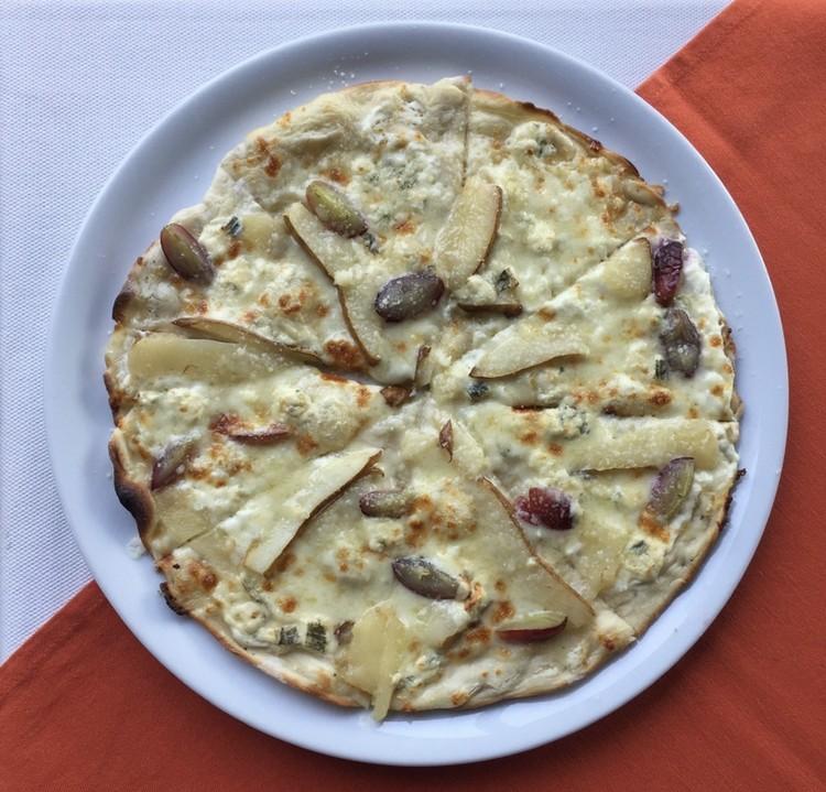 Піца для справжніх поціновувачів сиру!
