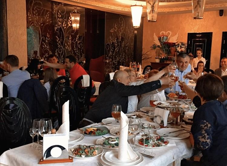 """""""Papa Roma"""" — ресторан, де цінуються сімейні традиції"""